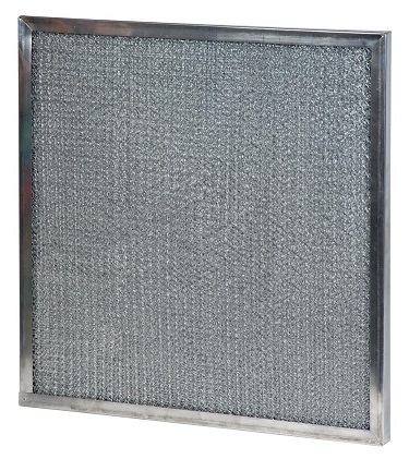 "Aluminum Mesh Air Filters - 3/32"" - 1/2"" Thickness"
