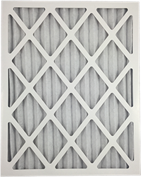 1 In. Custom Size Pleated Air Filters