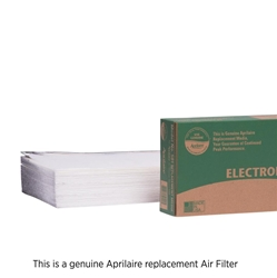 Aprilaire # 501 pleated media filter