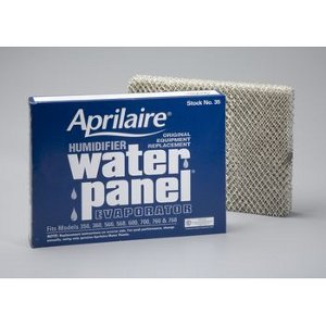 Genuine Aprilaire Humidifier Filter # 35 aprilaire, spacegard, spaceguard, space, gard, guard, 35, humidifier, filter, air, cleaner, product, part, replacement