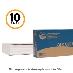 Genuine Aprilaire / Space-Gard Replacement Filter # 401; 10-Pack