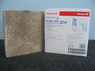 Genuine Honeywell Humidifier Pad # HC22E1003