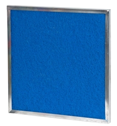 Poly-Flo Washable Filter, Swamp Cooler Filter, 10x20x2 MERV 5 (estimated)